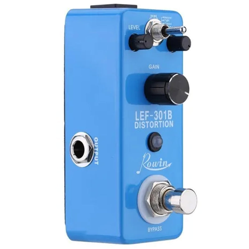 PEDAL MORRISON LEF-301B DISTORTION-B