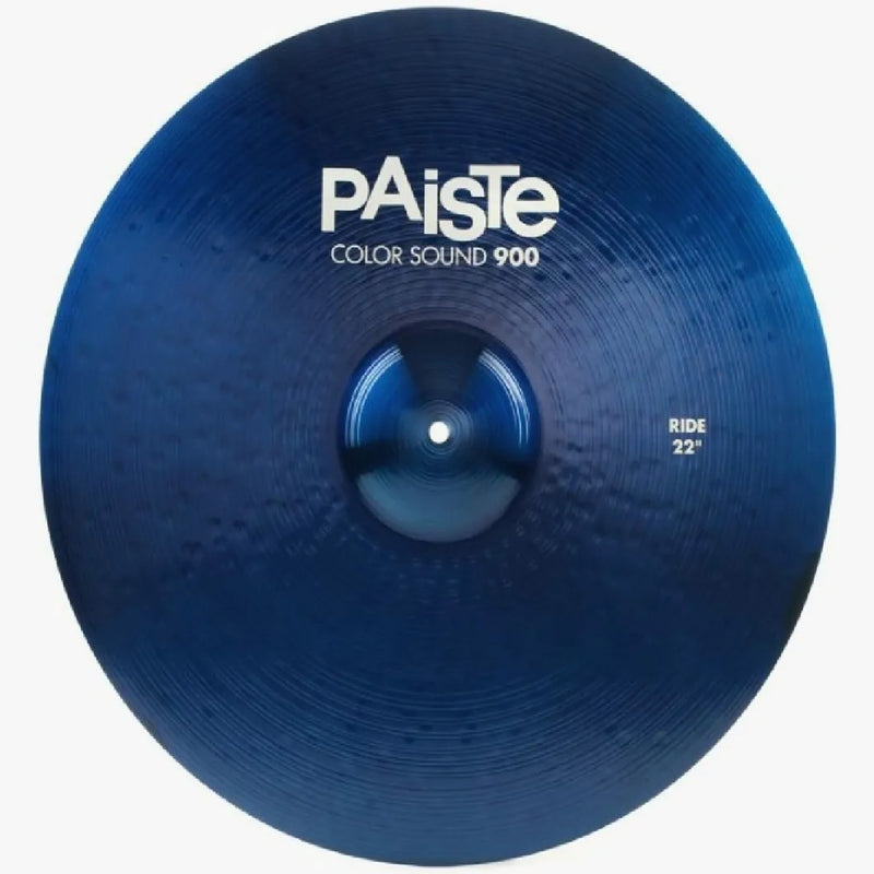 PLATILLO PAISTE J1931622 BLUE RIDE 22