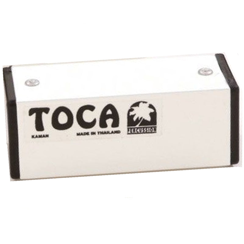 SHAKER TOCA T-2204 4 METAL BLANCO RECT
