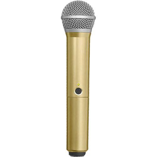 MANGA SHURE WA712-GLD DECORATIVA EN C/OR