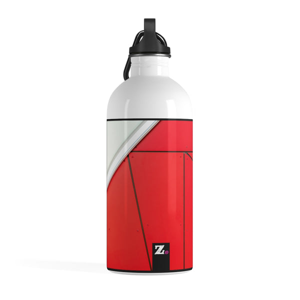 Fast Red Water Bottle