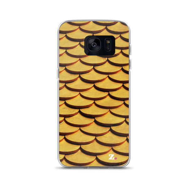 Stacking Gold Samsung Case