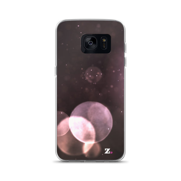 Bubble Blur Samsung Case