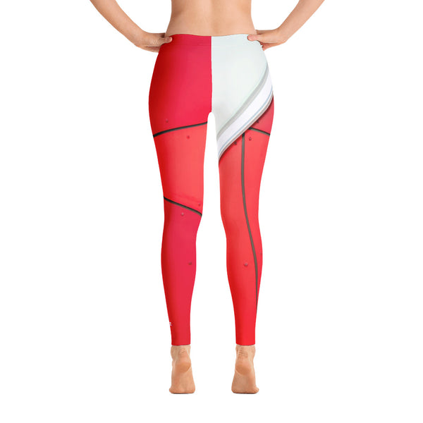 Fast Red Leggings