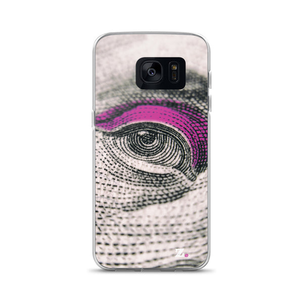 Eye See You - Pink Samsung Case
