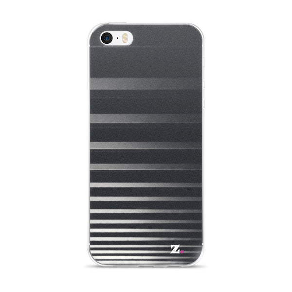 Black & White Climb iPhone Case