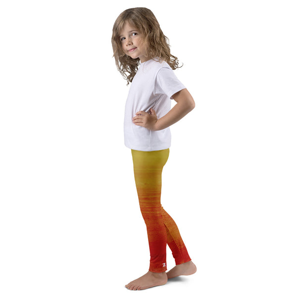 Desert Heat Kid's leggings
