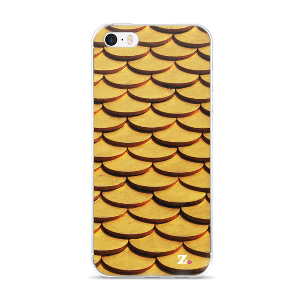 Stacking Gold iPhone Case