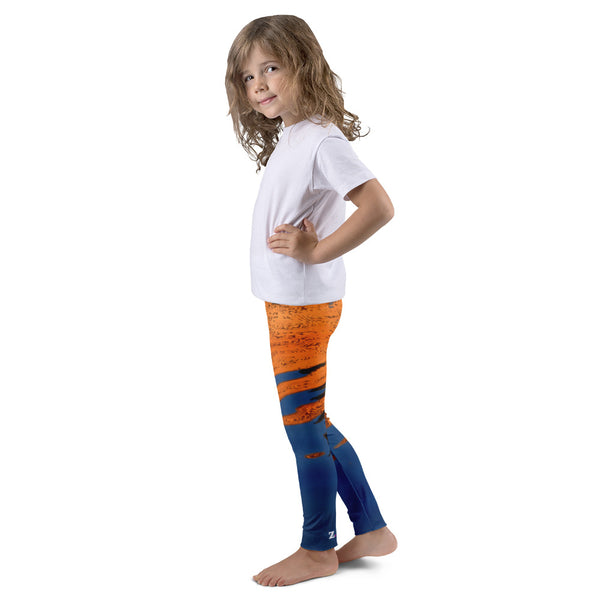 Hypno-Ripple Kid's leggings
