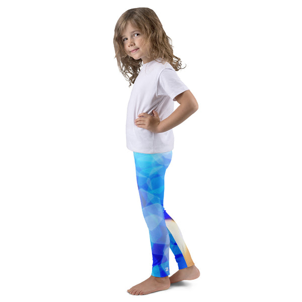 Blue Squint Kid's leggings