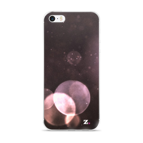Bubble Blur iPhone Case