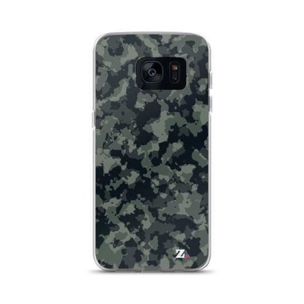 Camo Green Samsung Case