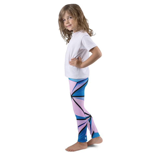 Bubble Gum Graffiti Kid's leggings