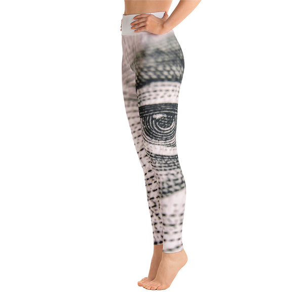 Eye See You Yoga Leggings