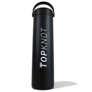 Black TK Fitness Water Bottle