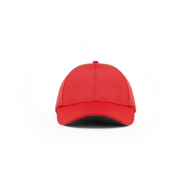 Top Knot | Red Cap | Women's and Ladies Baseball Hats