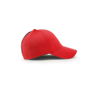 Top Knot | Red Cap | Women's and Ladies Sports Cap
