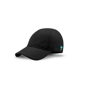 Top Knot | Black Cap | Women's and Ladies Caps
