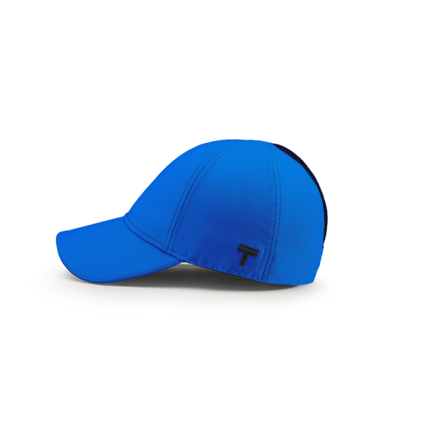 Top Knot | Blue Cap | Women's and Ladies Performance Caps
