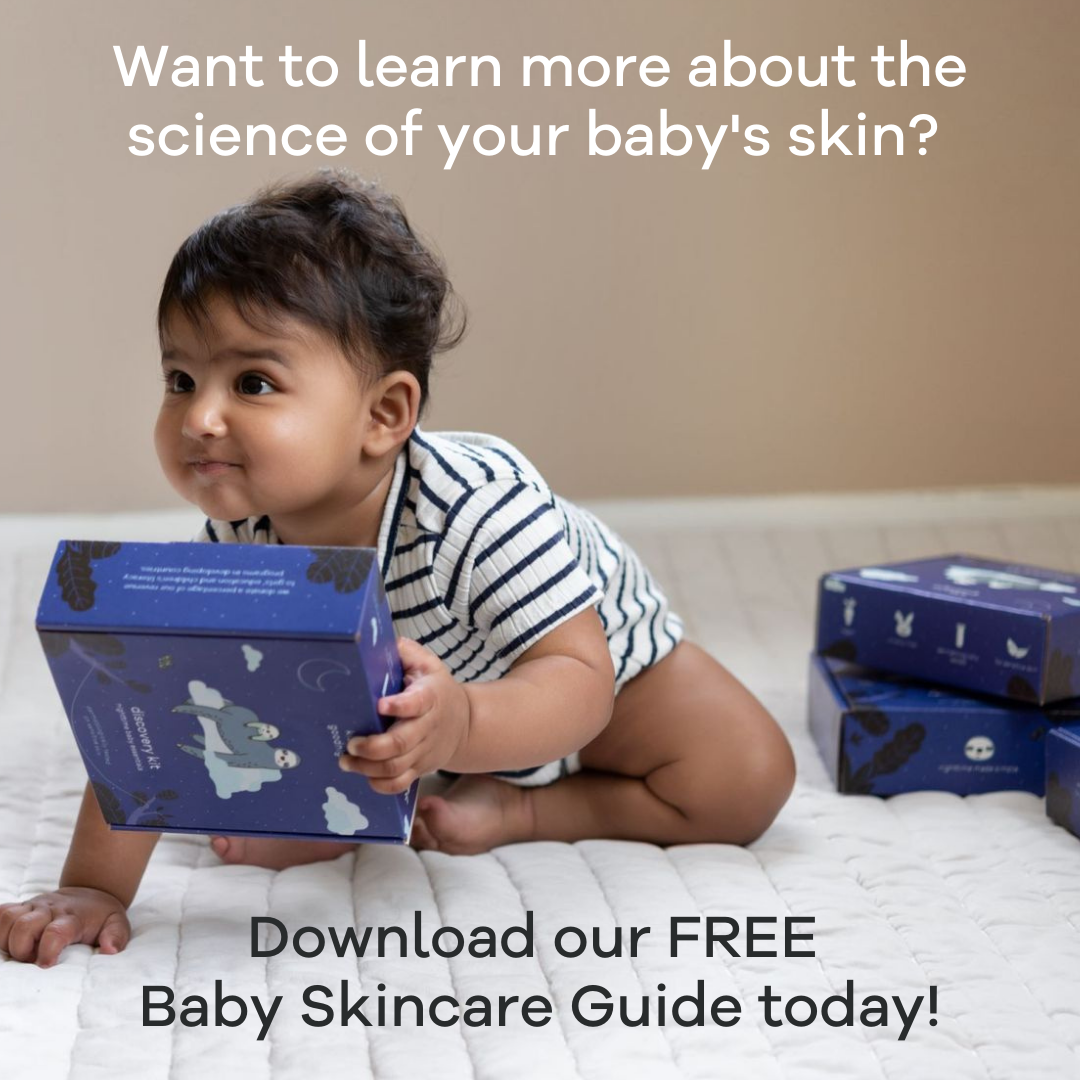 Download our FREE Baby Skincare Guide