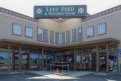 Lees' Pet Supply Location - Shingle Springs