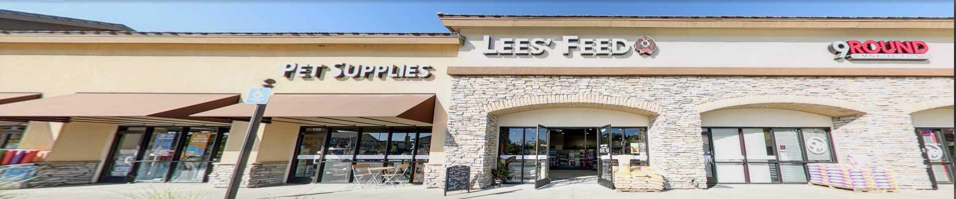 El Dorado Hills | Lees' Pet Supply