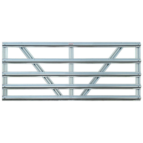 Galvanized Tube Gate