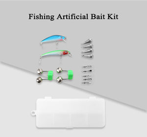 Awesome Spinning Rod and Lure Set