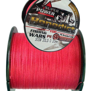 New 300M multifilament fishing line
