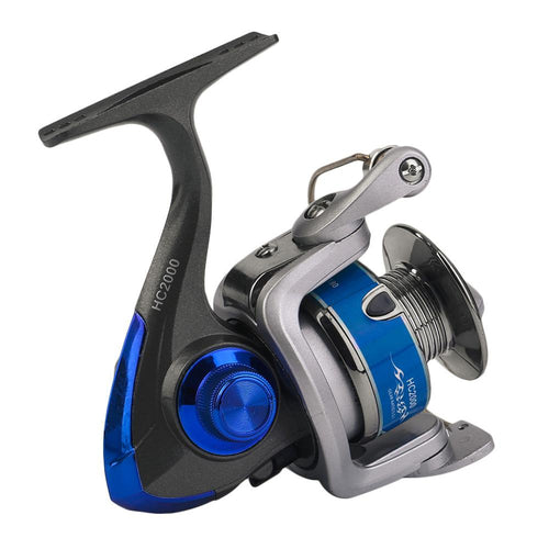Left/Right Hand Interchangeable Spinning Reel