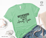 Motherhood Chaos & Love