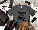 Sundays, Jesus, & Football