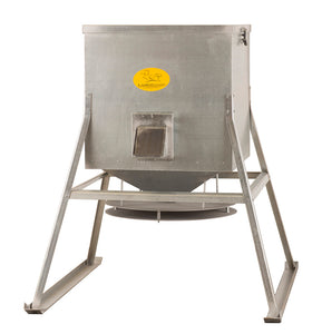 1000 LB. LOW & THROW CORN FEEDER