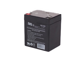 Battery - 12Volt 5AMP