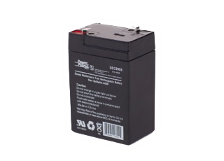 Battery - 6 Volt 4AMP