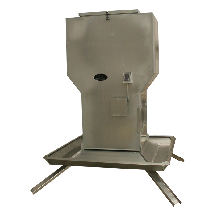 Timed Trough Protein Feeder 1500 LB Capacity