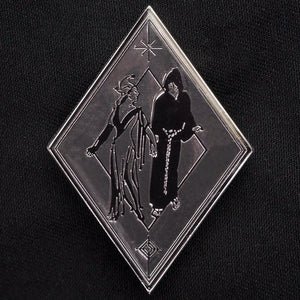 PRURIENT | 'COCAINE DAUGHTER' ENAMEL PIN