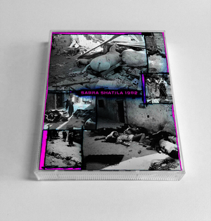 GEOGRAPHY OF HELL | SABRA SHATILA 1982 | 2X CASSETTE