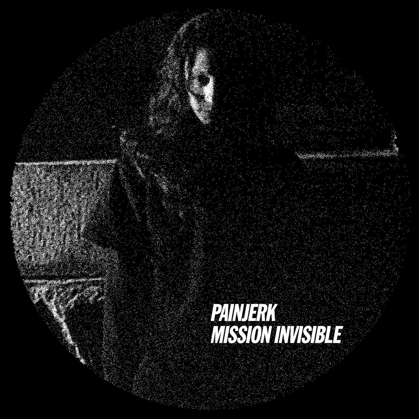 PAINJERK | MISSION INVISIBLE | CD