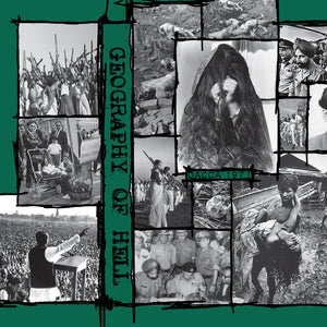 GEOGRAPHY OF HELL | DACCA 1971 | CASSETTE