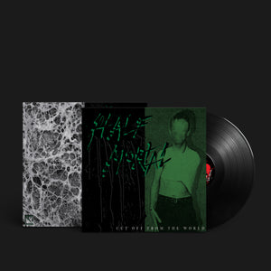 HALF MORTAL | CUT OFF FROM THE WORLD | BLACK VINYL LP PRE ORDER