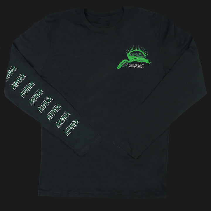 RAINFOREST SPIRITUAL ENSLAVEMENT | VENUS FLYTRAP EXOTICA | LONG SLEEVE