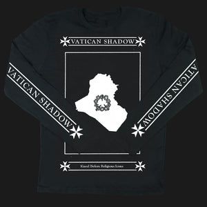 VATICAN SHADOW | KNEEL BEFORE RELIGIOUS ICONS | LONGSLEEVE