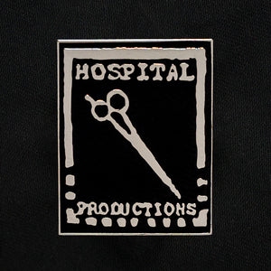 HOSPITAL PRODUCTIONS LOGO ENAMEL PIN