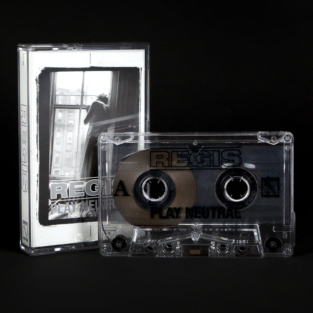 REGIS | PLAY NEUTRAL | CASSETTE