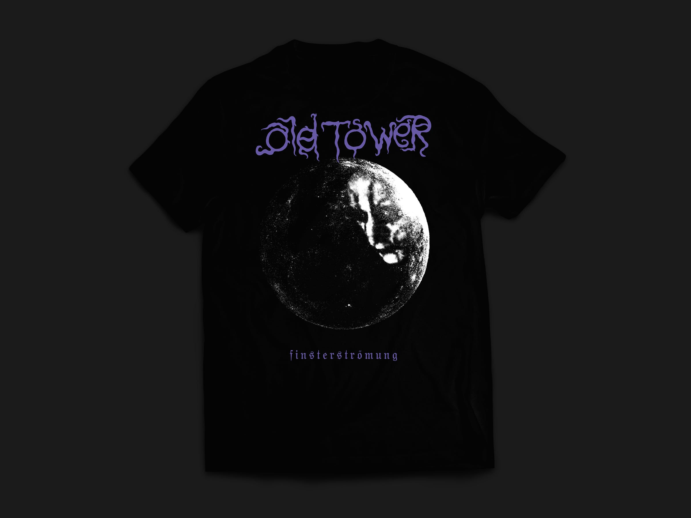 OLD TOWER | FINSTERSTRÖMUNG | T SHIRT