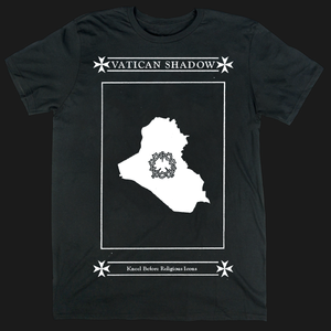 VATICAN SHADOW | KNEEL BEFORE RELIGIOUS ICONS | T SHIRT