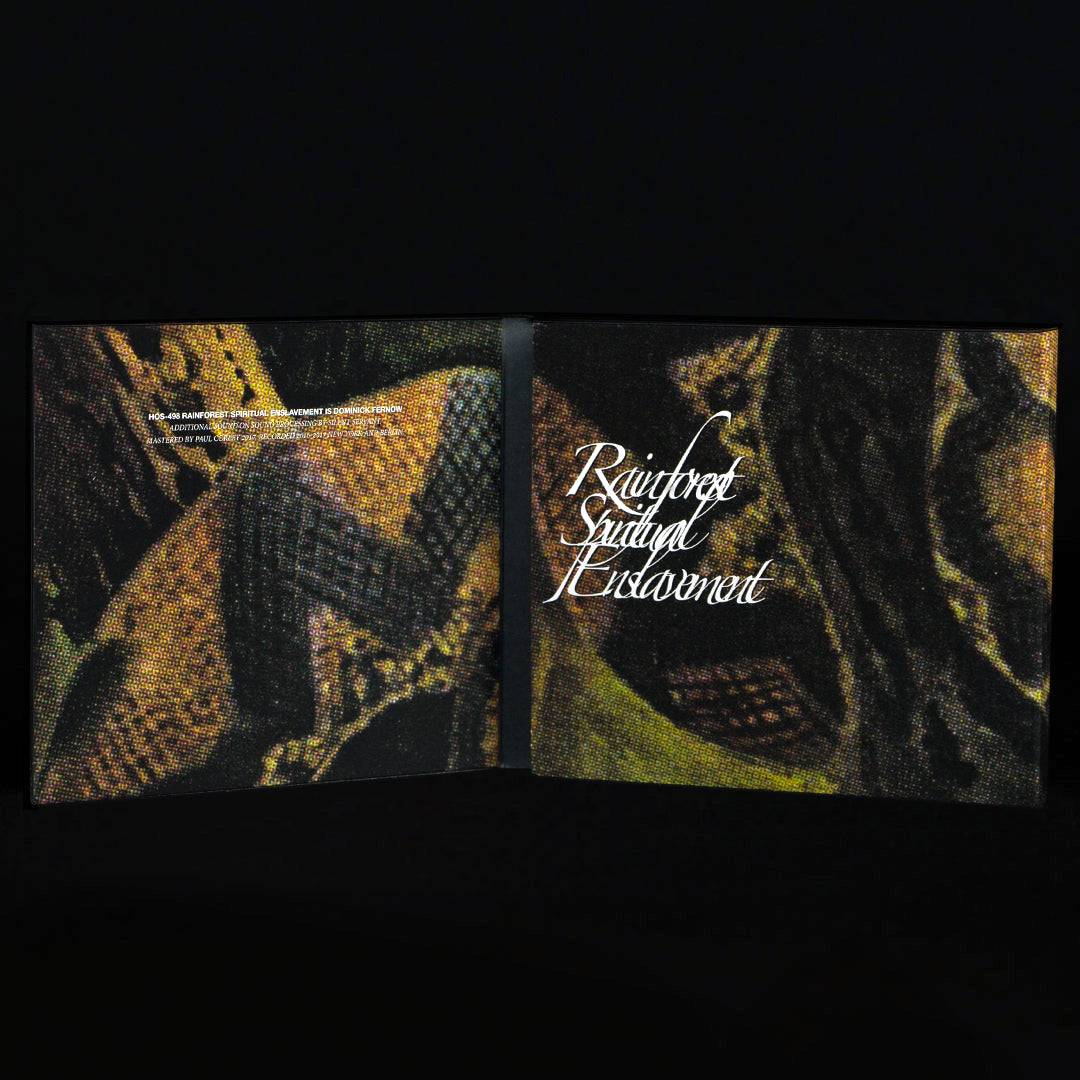 RAINFOREST SPIRITUAL ENSLAVEMENT | AMBIENT BLACK MAGIC | 2xCD