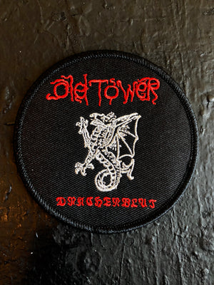 OLD TOWER | DRACHENBLUT | PATCH