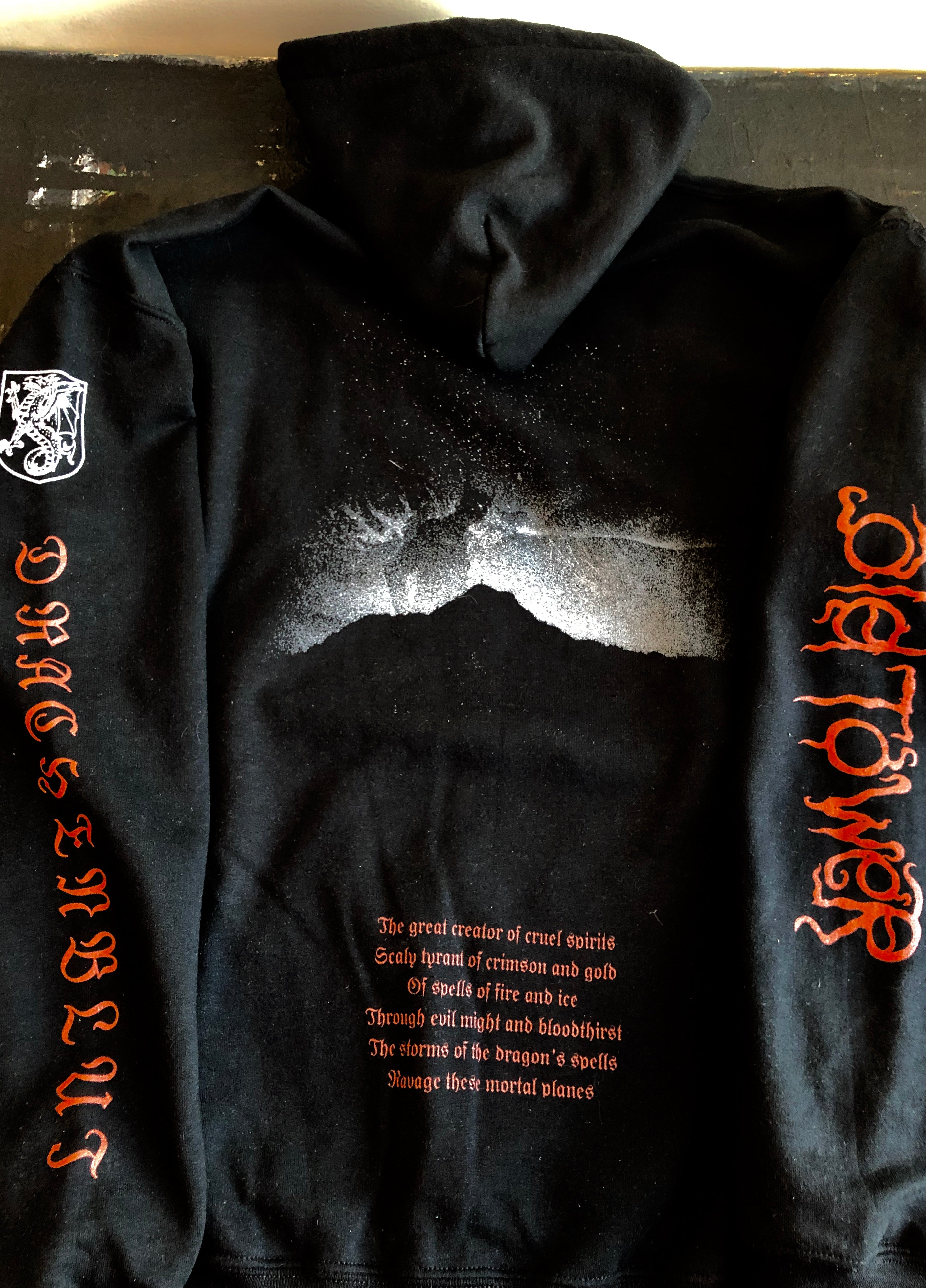 OLD TOWER | DRACHENBLUT | HOODIE